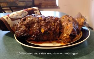 Read more about the article Meatloaf with chorizo recipe