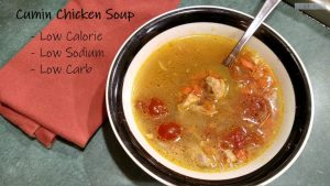 Read more about the article Low sodium homemade chicken soup