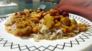 Read more about the article Peanut chicken stir fry