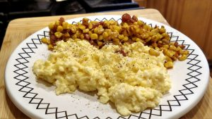Read more about the article Southwestern Scrambled Eggs